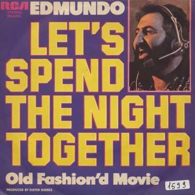 Edmundo - Let's spend the night together