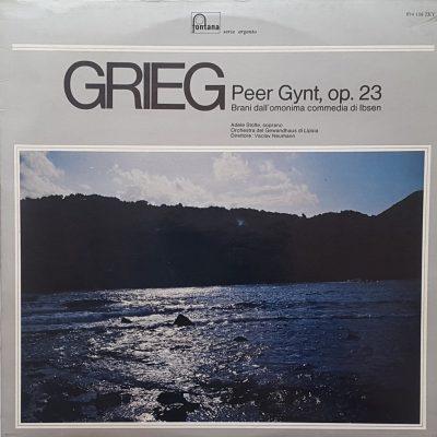 Edvard Grieg - Peer Gynt, op. 23