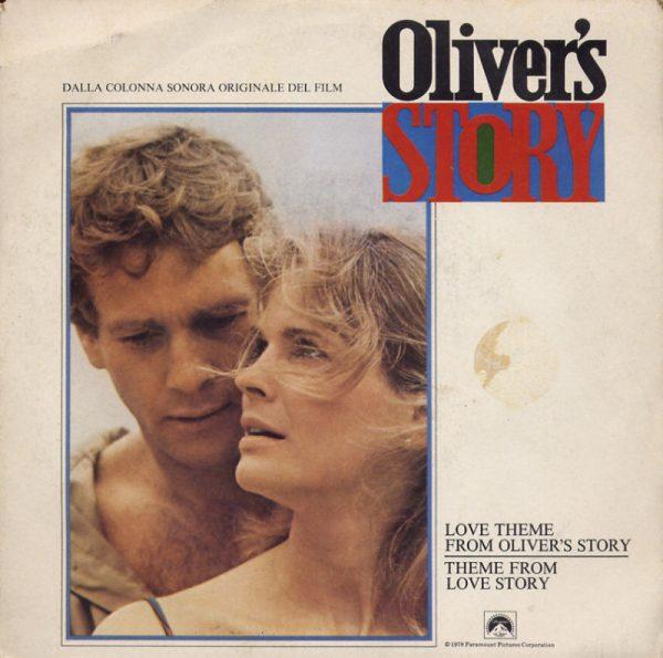 Lee Holdridge - Love theme (Oliver's theme)