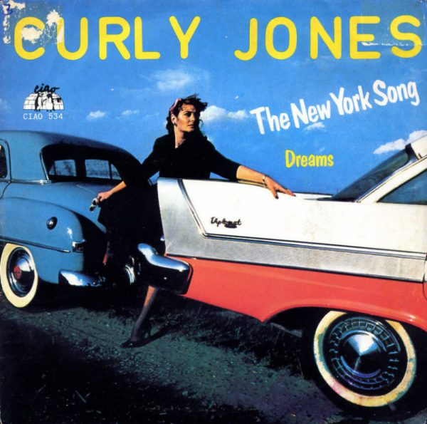 Curly Jones - The New York Song