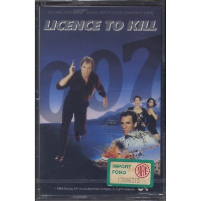Licence To Kill (Original Motion Picture Soundtrack)