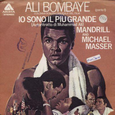 Michael Masser and Mandrill - Ali Bombaye
