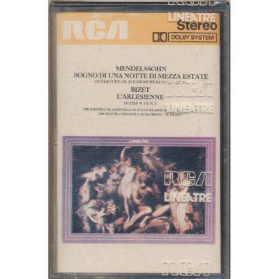 Felix Mendelssohn - Georges Bizet - Sogno di una notte di mezza estate / L'Arlesienne