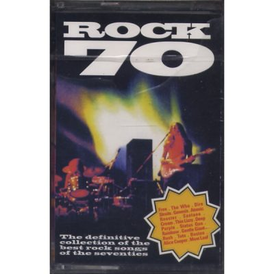 Rock 70 - The Definitive Collection