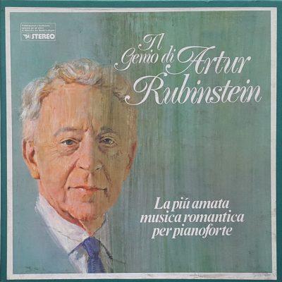 Artur Rubinstein - La piu amata musica romantica per pianoforte (Cofanetto)