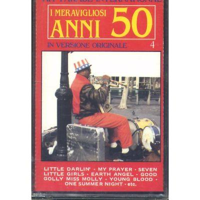 I Meravigliosi Anni 50 in versione originale - Vol. 4