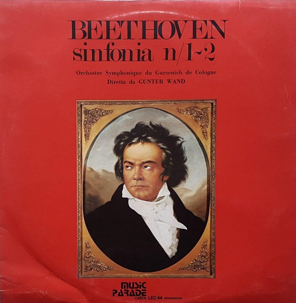 Ludwig Van Beethoven - Sinfonia n. 1-2