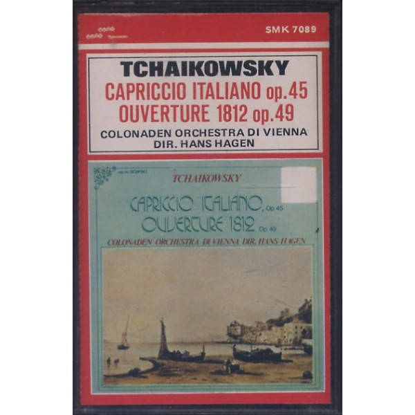 Peter Ilich Ciaikovski - Capriccio Italiano Op. 45 - Overtoure 1812 Op. 49