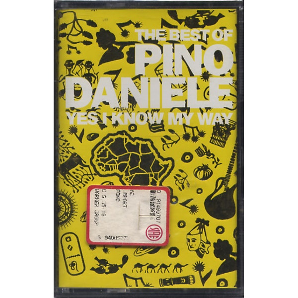 Pino Daniele - Yes I Know My Way