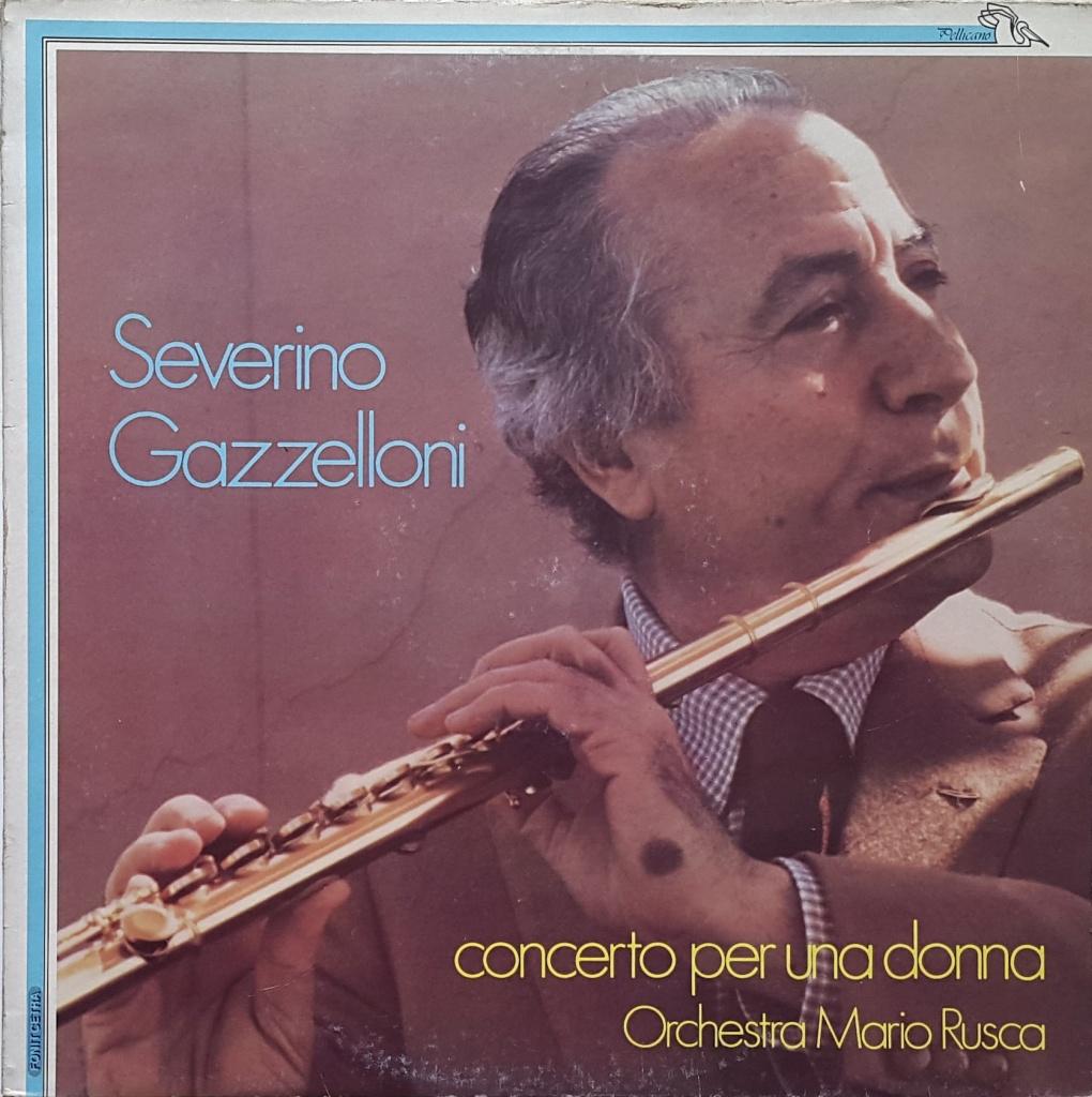 Severino Gazzelloni - Concerto per una donna