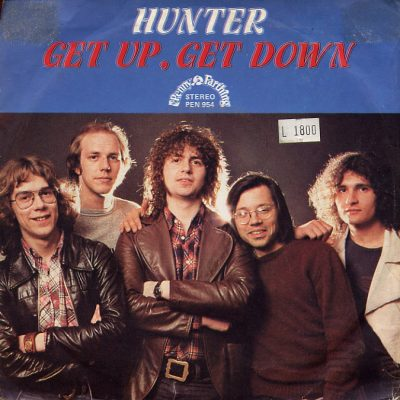 Hunter - Get Up, Get Down