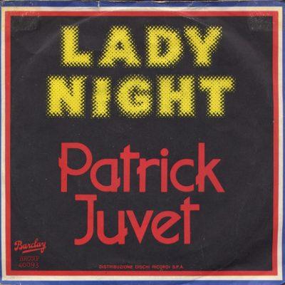 Patrick Juvet - Lady night