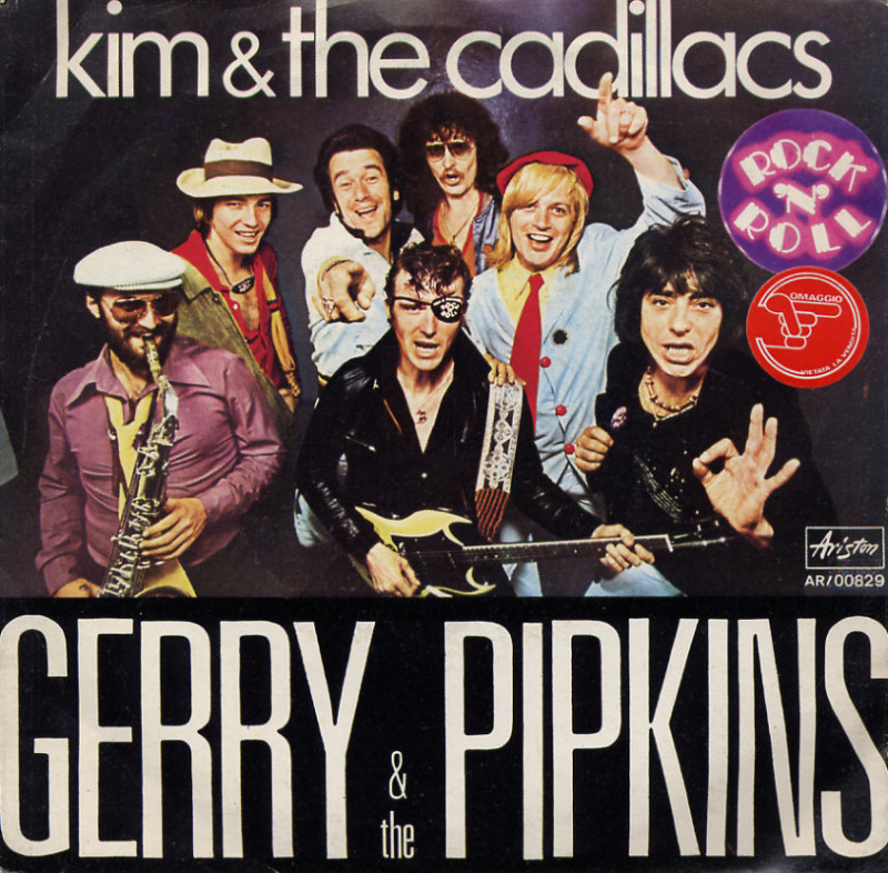 Kim & The Cadillacs - Gerry & The Pipkins