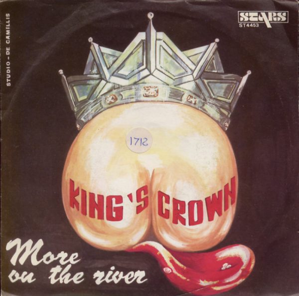 King's Crown - More on the river