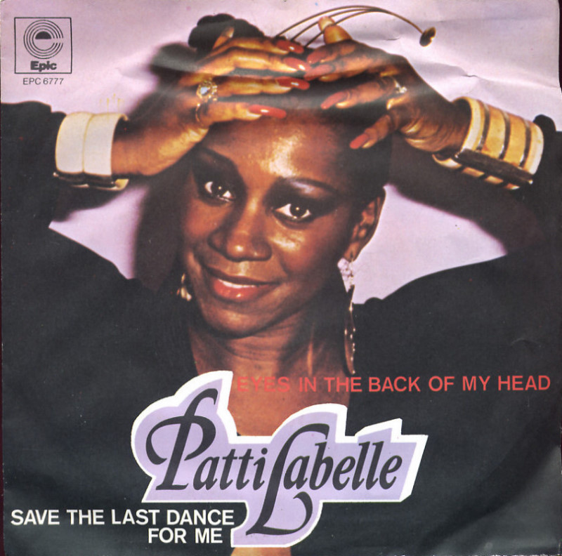 Patti LaBelle - Eyes in the back of my head