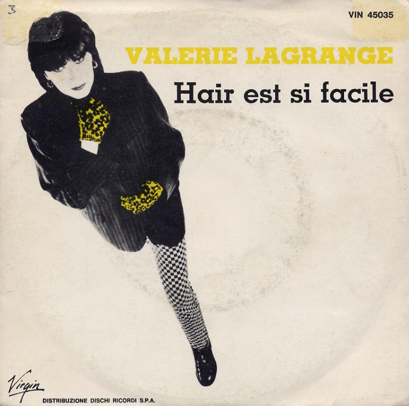 Valerie Lagrange - Hair est si facile