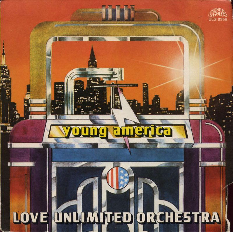Love Unlimited Orchestra - Young America