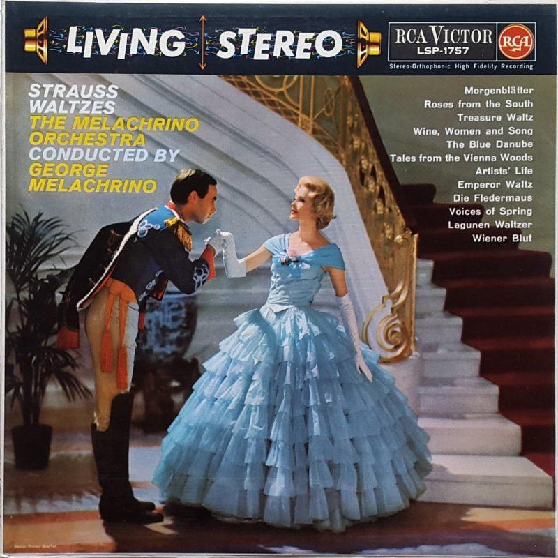 Richard Strauss - Strauss Waltzes - Valzer di Strauss