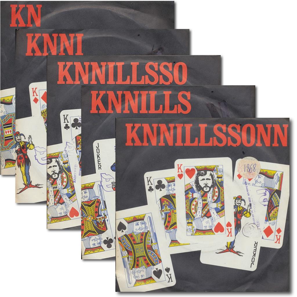 Harry Nilsson - Knnillssonn (5 dischi Promo)