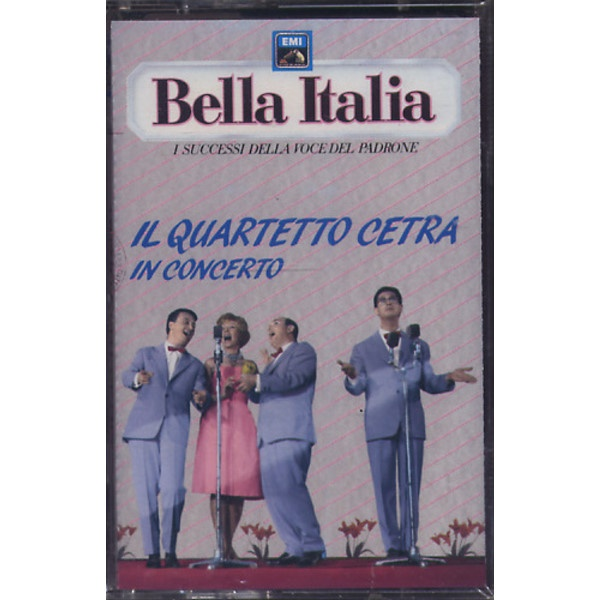 Il Quartetto Cetra - In Concerto