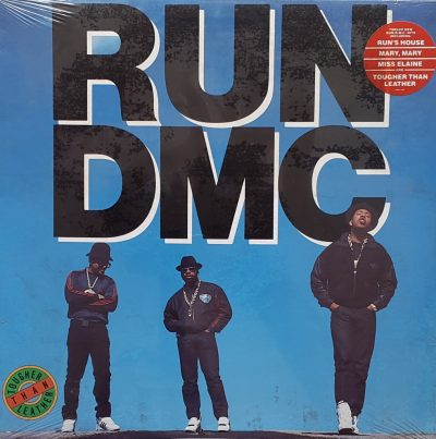 Run D.M.C. - Tougher Than Leather