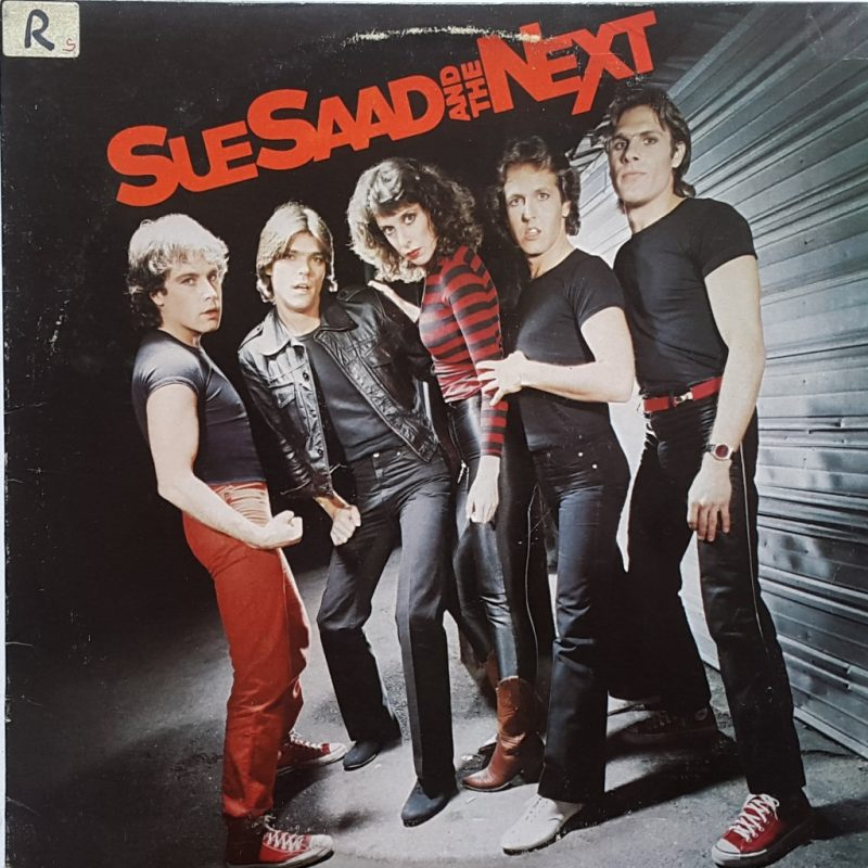 Sue Saad & The Next