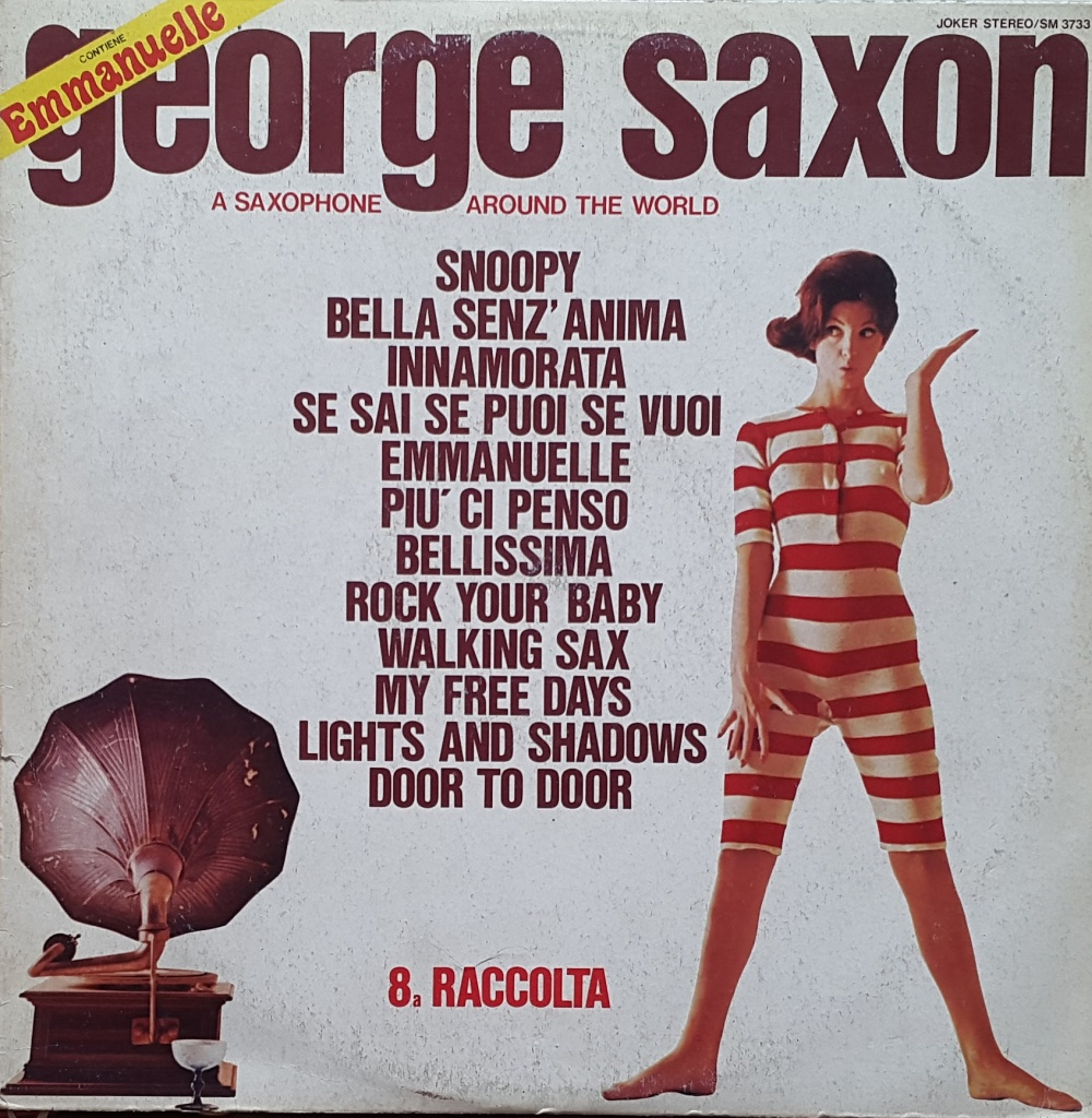 George Saxon - A saxophone around the world