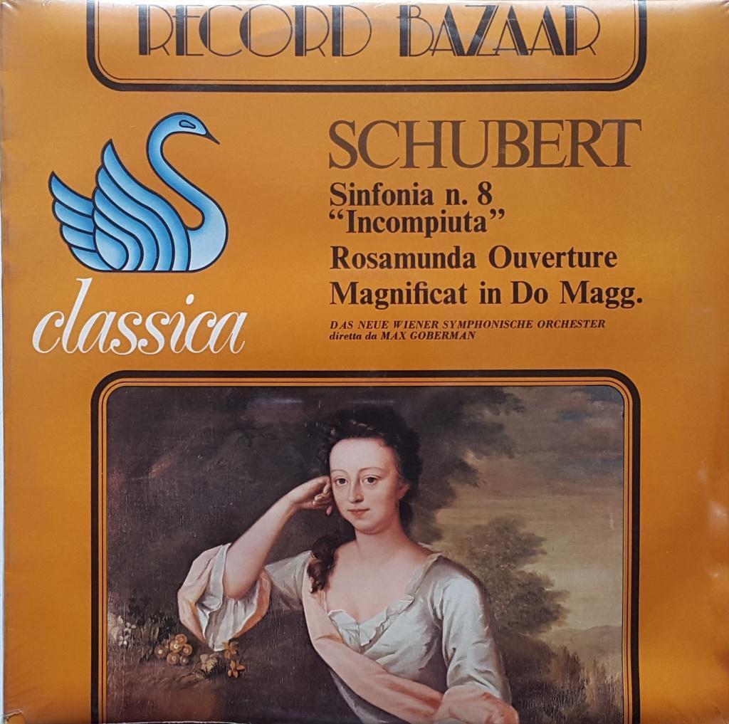 Franz Schubert - Sinfonia n. 8 Incompiuta - Rosamunda Ouverture - Magnificat