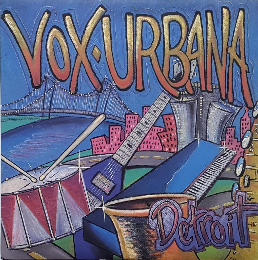 Various - Vox Urbana