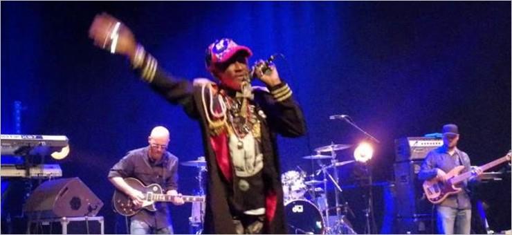 Doppio Live a Venezia di Lee Scratch Perry, la leggenda del reggae