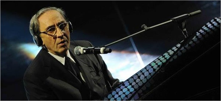 Franco Battiato porta la Messa Arcaica in Tour