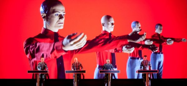 Kraftwerk 3-D: The Catalogue 12345678 - Live (Biglietti)