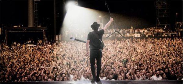 """Mannarino torna live con il tour """"L'Impero Crollerà"""""""