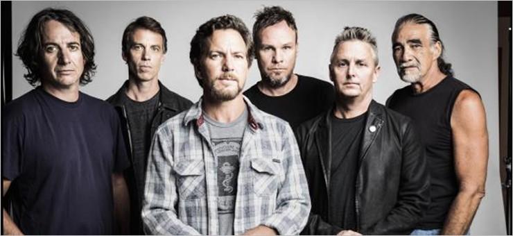 Pearl Jam - Europe Tour Live 2018