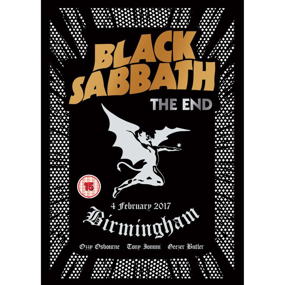 Black Sabbath - The End (DVD+Blu-Ray+3 CD)