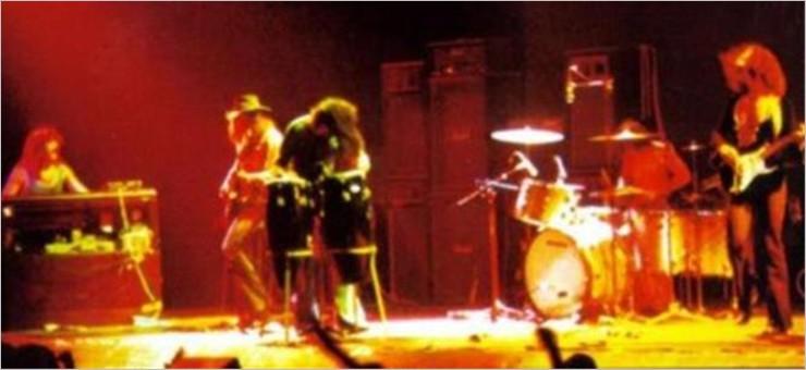 Tutti i Live dei Deep Purple