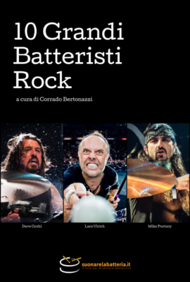 10 Grandi Batteristi Rock