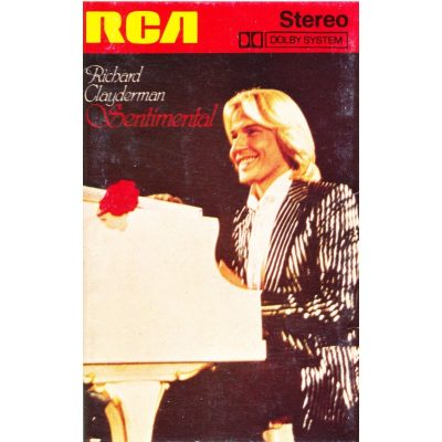 Richard Clayderman - Sentimental (SOLO COPERTINA / COVER ONLY)