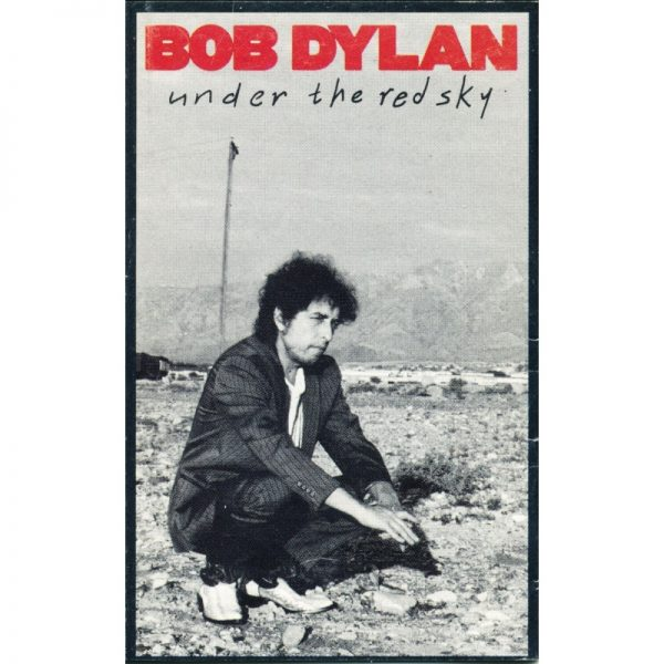 Bob Dylan - Under the red sky (SOLO COPERTINA / COVER ONLY)