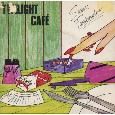 Susan Fassbender - Twilight cafe