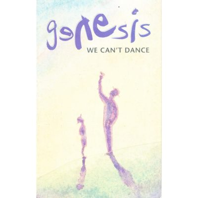 Genesis - We can't dance (SOLO COPERTINA / COVER ONLY)