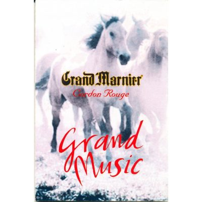 Grand music - Grand Marnier (SOLO COPERTINA / COVER ONLY)