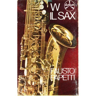 Fausto Papetti - Viva il sax (SOLO COPERTINA / COVER ONLY)