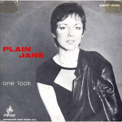 Plain Jane - One look