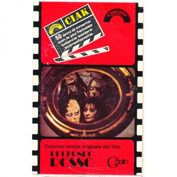Goblin - Profondo rosso (SOLO COPERTINA / COVER ONLY)