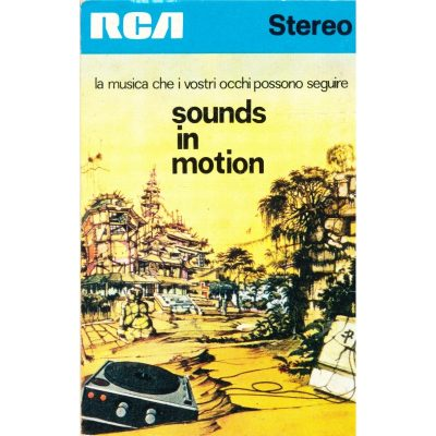 Sounds in Motion (SOLO COPERTINA / COVER ONLY)