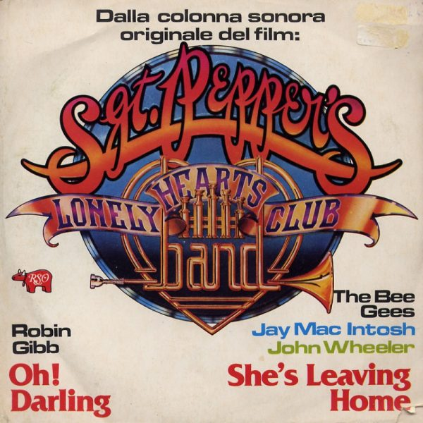 Sgt.Peppers Lonely Hearts Club Band: Oh! darling / She's leaving home