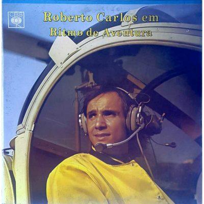 Roberto Carlos - Em ritmo de aventura