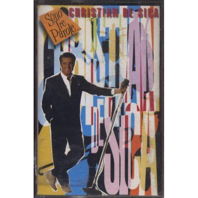Christian De Sica - Sono tre parole