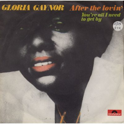 Gloria Gaynor - After the lovin'